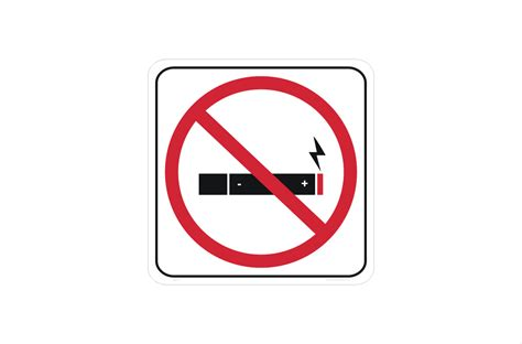 Sticker Safety Sign Traffic Sign No no e cigarettes sticker national safety signs no signs