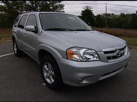 mazda pre owned 2001 2006 mazda tribute pre owned vehicle review