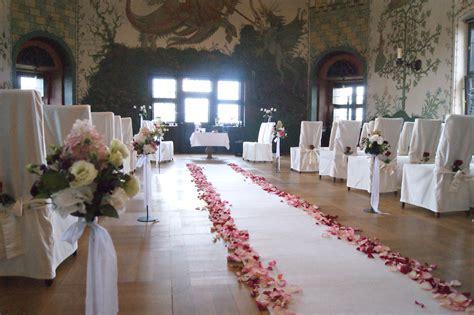 deko trauung trauungszeremonie inklusive dekoration zur trauung