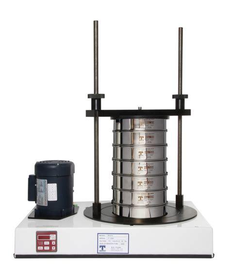 laboratorio test ro tap 174 test sieve shakers laval lab