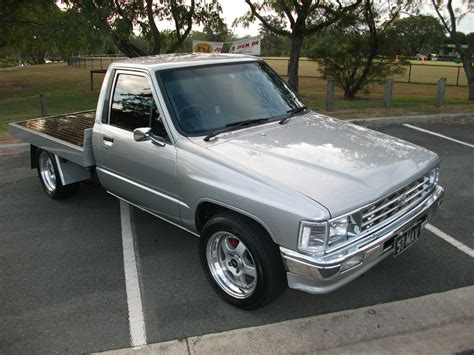 1988 Toyota For Sale 1988 Toyota Hilux For Sale Or Qld Brisbane