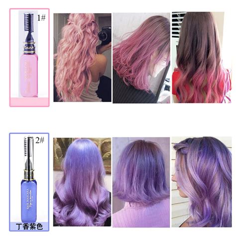 temporary hair dye product 13 colors one time hair color hair dye temporary non toxic