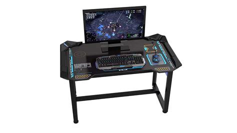 best pc gaming desk the best gaming desks for the money this 2017 gaming ape