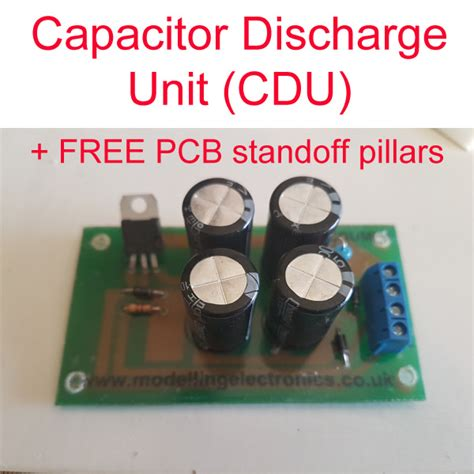 modeling capacitor discharge mega mk3 capacitor discharge unit for point motors peco hornby more all gauges trains