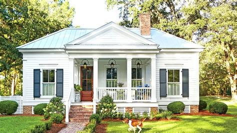 home improvement southern living cottage cottege design