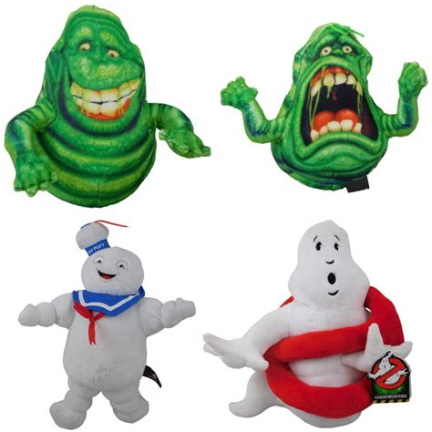Dog Lamps Home Decor by Plush Ghostbusters 30cm Original Official Slimer