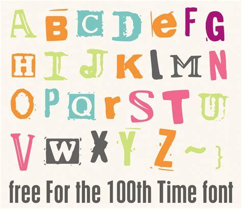 free printable fonts for scrapbooking cute scrapbook font fuentes pinterest fonts and