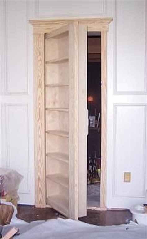 Closet Office Laundry Pantry On Pinterest Black Secret Closet Door