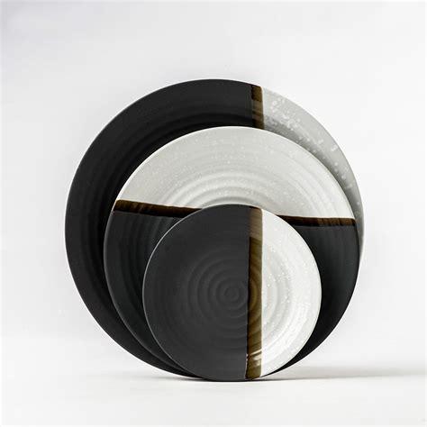 Piring Kue Keramik Porselen 6 Inch Polos keramik porselen piring makan promotion shop for