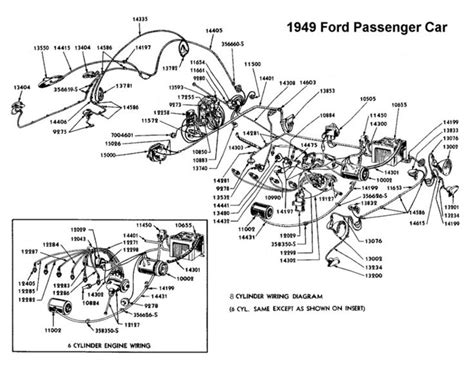 wiring diagram   ford ford trucks wire