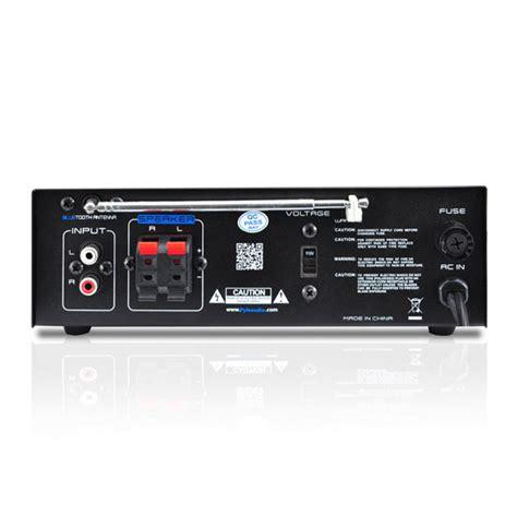 boat stereo won t power on pyle pcau48bt bluetooth mini blue series stereo power