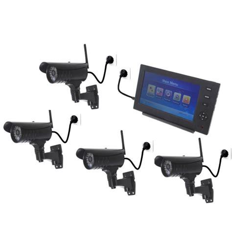 cctv wireless wireless network cctv system 4 x vision external