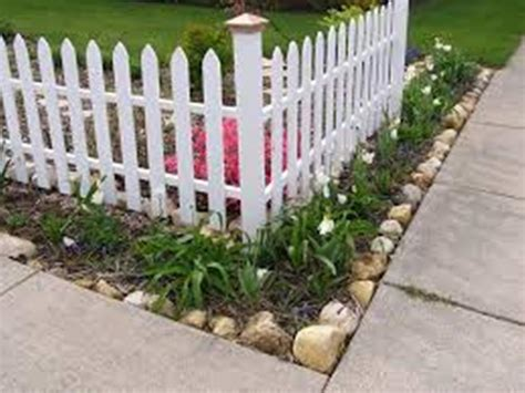 Ideas For A Backyard Corner Fence Landscaping Ideas Roof Fence Amp Futons
