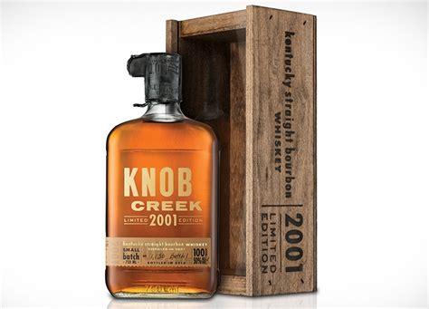 knob creek 2001 limited edition bourbon review