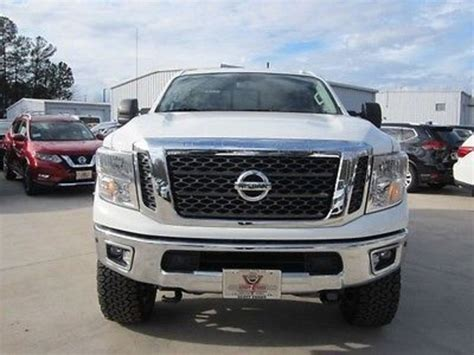 white nissan truck nissan titan fender flares for sale used cars on buysellsearch