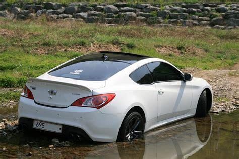 gen coupe rally attempt hyundai genesis forum