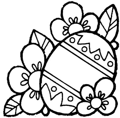 free printable colouring pages easter eggs free easter egg template clipart best