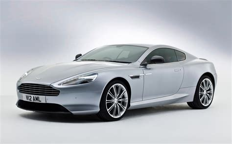 Silver Aston Martin by 2013 Skyfall Silver Aston Martin Db9 Coupe Front