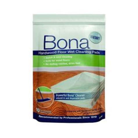 bona hardwood floor cleaning pads 10 pack ax0003468