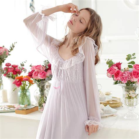 vintage nightgowns womens vintage pajamas vintage royal nightgown sleepwear women spring summer sexy