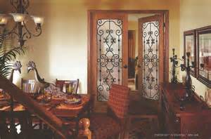 Dining Room Doors With Glass Map