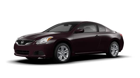 black nissan altima coupe 2013 nissan altima coupe 2 5 s crimson black details