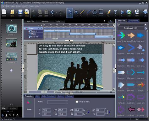 Easy Flash Maker 6 2 Screenshots Maker Fx Templates