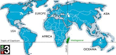where is madagascar on a world map madagascar island great madagascar tours
