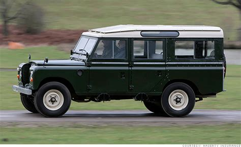 1971 1985 land rover series iii suvs become