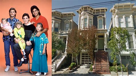 where is the full house house in san francisco this week s most popular home is the full house house