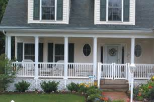 Vinyl Porch Post vinyl railing and porch columns pictures hoover fence company