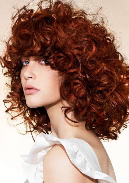 filipina artist with copper brown hair color red hair color curls two of the most beautiful pairs