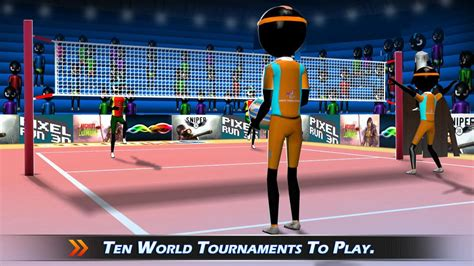 Download Game Volleyball Mod | stickman volleyball 2016 apk v1 1 mod unlimited money