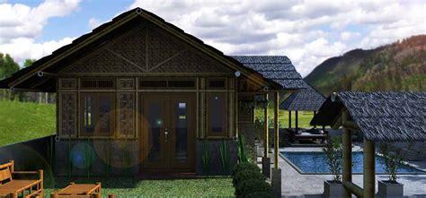 design interior rumah bambu desain rumah bambu modern ramah lingkungan