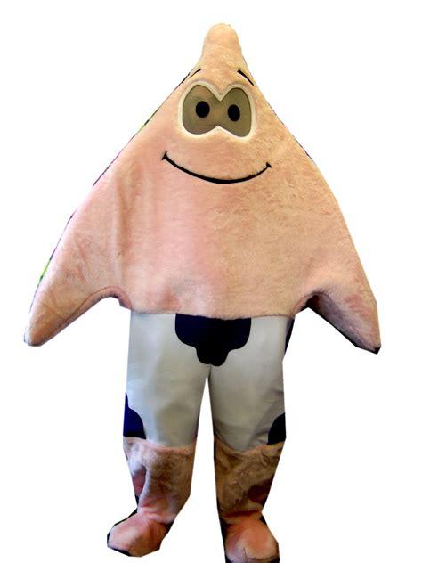 Spongebob At The Christmas Party - spongebob patrick mascot costume