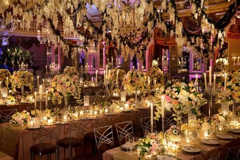 indoor garden wedding ideas glamorous indoor garden wedding in new york city inside