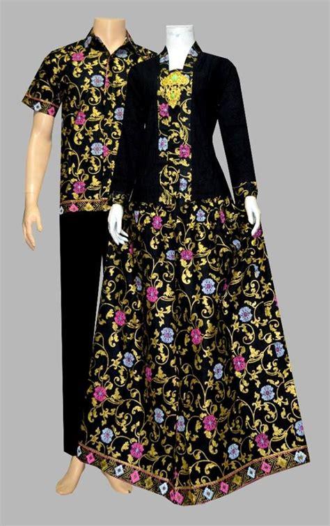 Baju Batik Modern Muslim Kebaya Jawa Kemeja Pria Cataleya Ungu jual baju batik kebaya lengan panjang baju batik pasangan murah baju batik pasangan