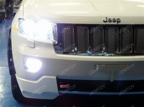Jeep Grand Lights Led Fog Lights On Jeep Grand Is A Step Up