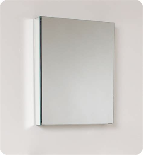 Bathroom Mirror With Medicine Cabinet | 19 75 quot fresca fmc8058 small bathroom medicine cabinet w