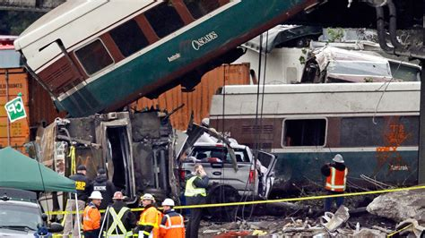 are amtrak trains comfortable fatal amtrak wreck investigators turn attention to