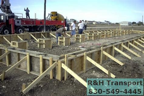 foundations concrete work books decks skirting driveways mobile home transport