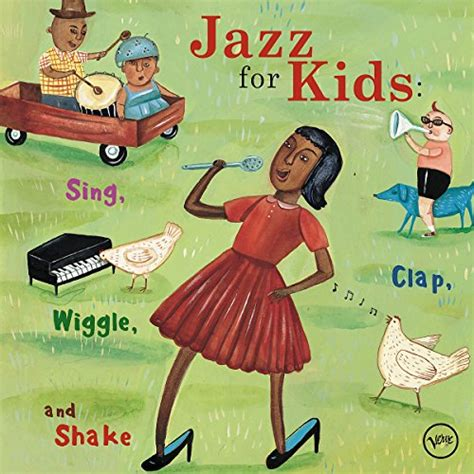swing kids sing sing sing jazz for kids sing clap wiggle shake import it all