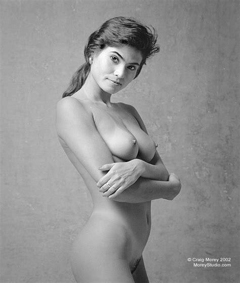 Fine Art Nude Black White Signed Photo By Craig Morey Bobby Ebay