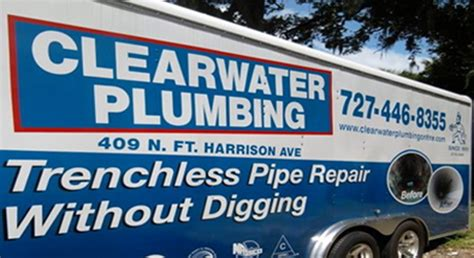 Clear Water Plumbing by Clearwater Plumbing Clearwater Plumbing Fl Contact Us