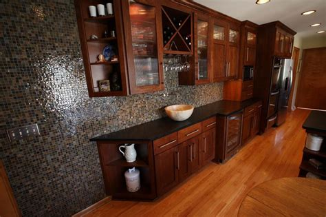 Kitchen Cabinet Repair Kit cherry kitchen from country cabinets of farmington in