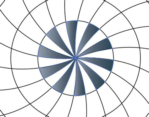 abstract radial pattern how to create a cool abstract radial pattern design