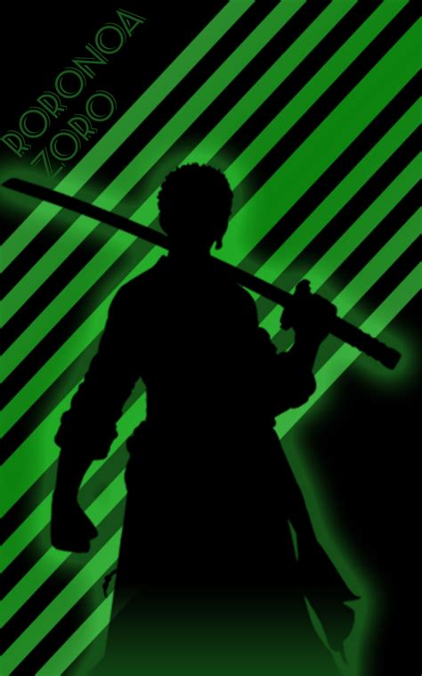 wallpaper anime one piece for android android phone wallpaper roronoa zoro by miahatake13 on