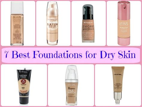 7 Best Daily Wear Foundations For Dry Skin Under Rs 1000