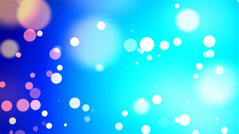 animated background blue particles wind bokeh hd animated background 49