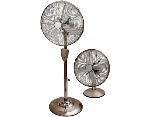 scotts of stow all metal height adjustable floor fan with